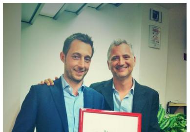 Социальное объединение Award 2014 #divanoXmanagua Берто