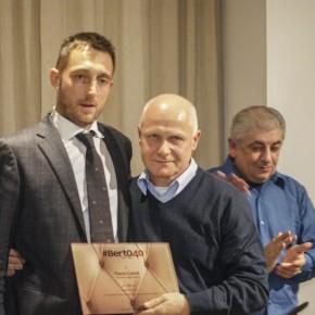 Filippo Berto e Flavio Cairoli