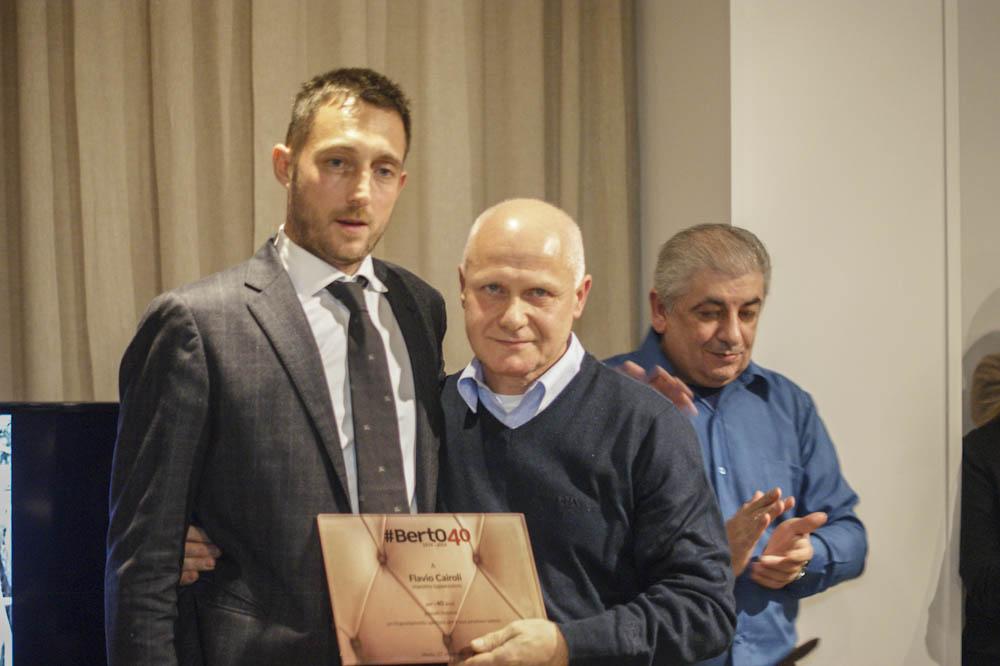Филиппо Берто и Флавио Кайроли