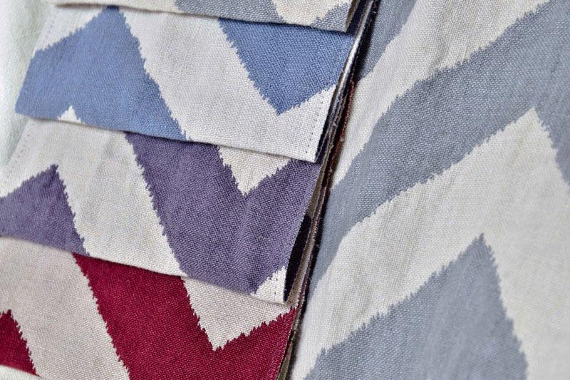 Tessuti divani poltrone e letti colorati C&C