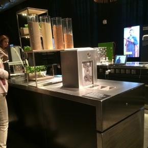 Designer-Küche New Craft Mailand