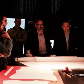 Stefano Micelli und Filippo Berto new craft Mailand