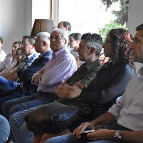 Roberto Bonzio Presenta Italiani di Frontiera a Meda