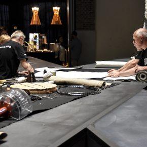 il tavolo di lavoro di vanessa4newcraft