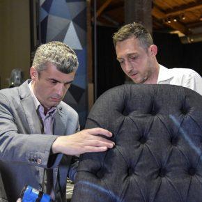Filippo Berto e Gianluca Briguglia vanessa4newcraft