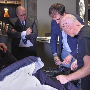 Pietro Resteghini e Maurizio Talamona vanessa4newcraft