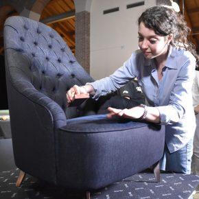 Arianna Morimandoinvecchia il denim di Berto Industria Tessile
