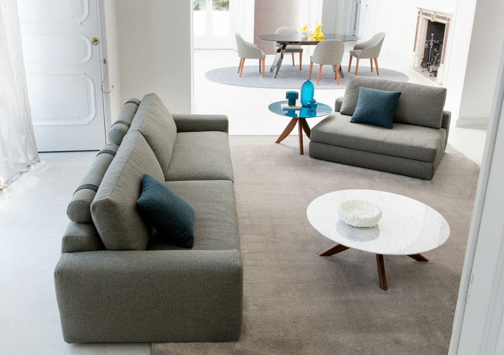 joey sectional sofa with removable chaise longue
