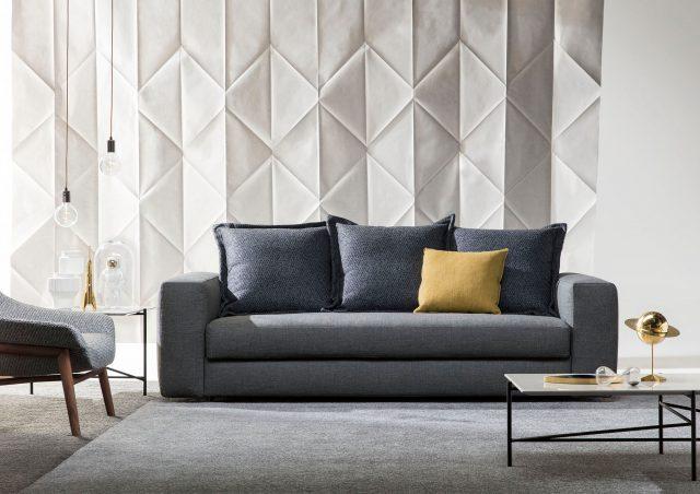 Passepartout sofa bed berto salotti