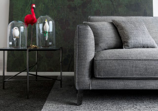 Time Break sofa made by BertO