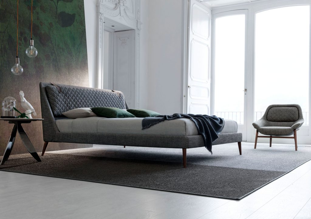 Cama Chelsea a Medida design Castello Lagravinese studio