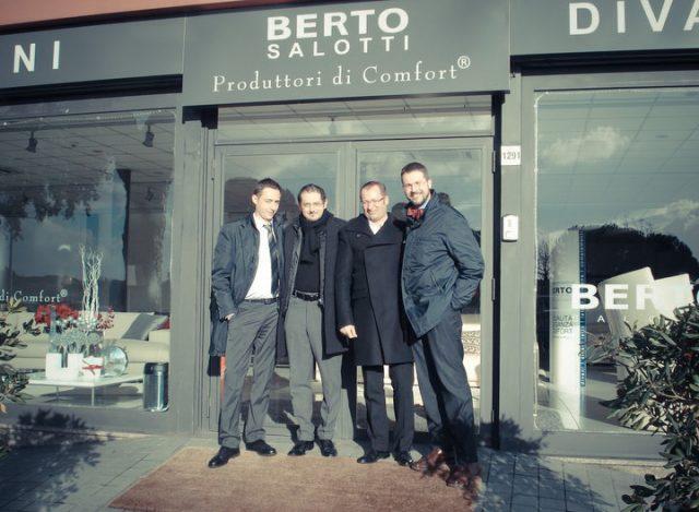 Berto Salotti Roma