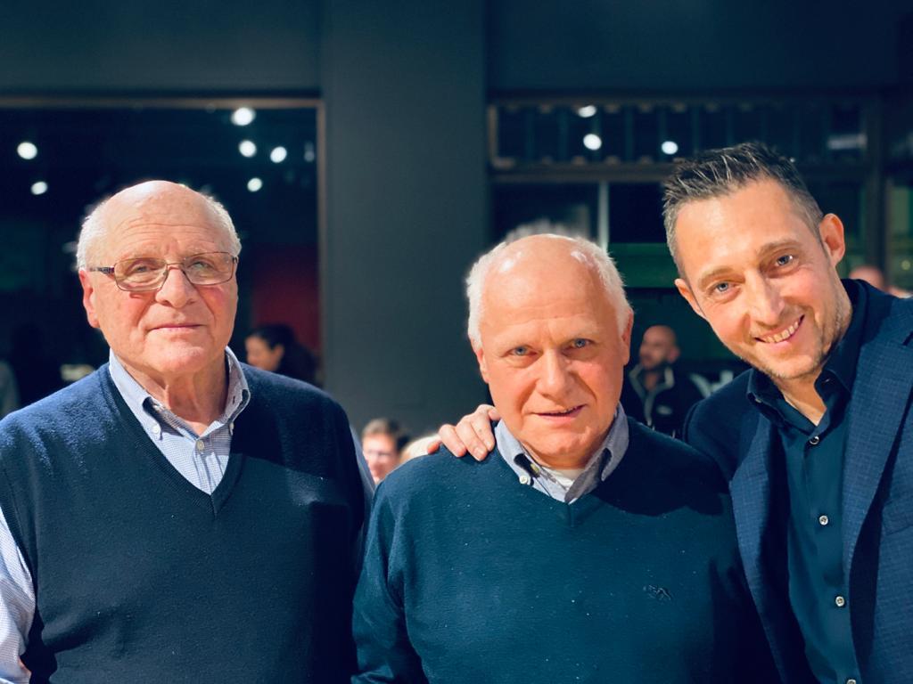БертО празднует 45 лет вместе со всей командой - блог БертО