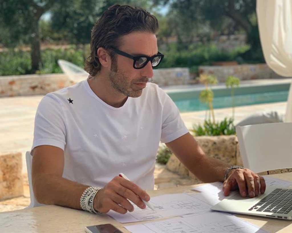 Интервью с предпринимателем Маттео Феррари