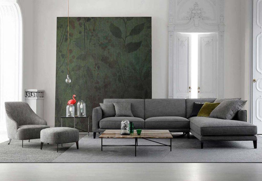 Time Break: Совершенная обтяжка делает диван совершенным