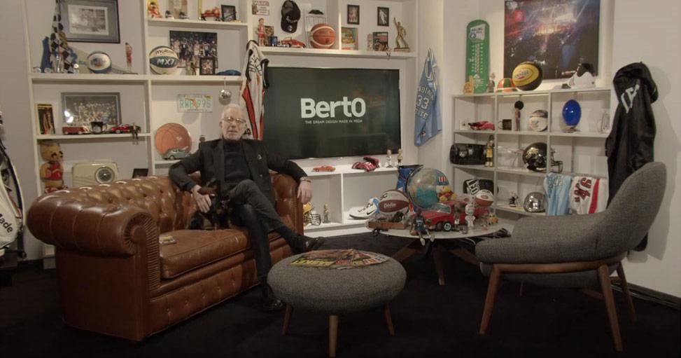 Гвидо Багатта посвящает видео Сделано в Меде БертО /Блог БертО