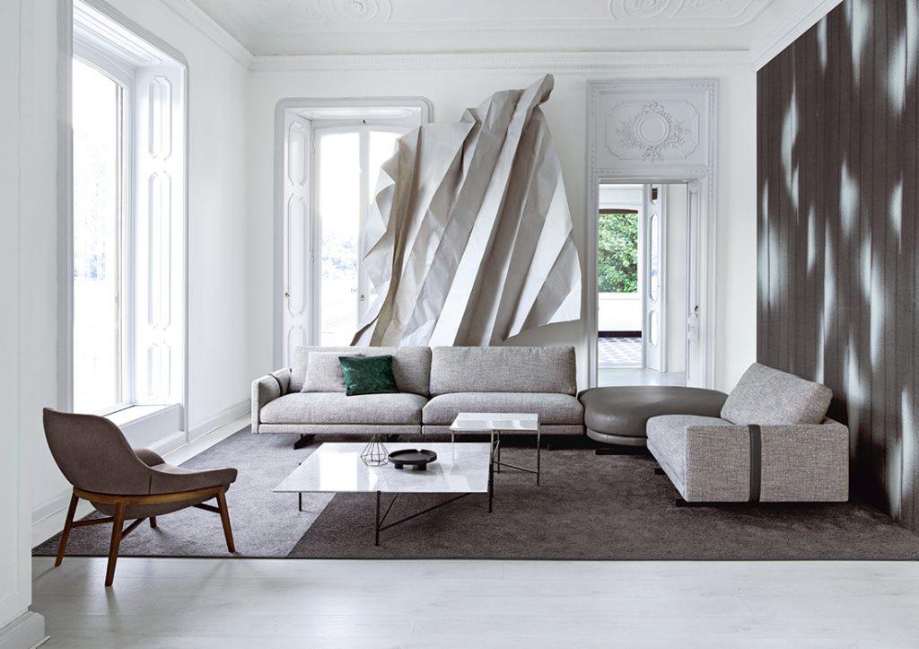 Узнайте почему диван Dee Dee БертО в действительности не является диваном