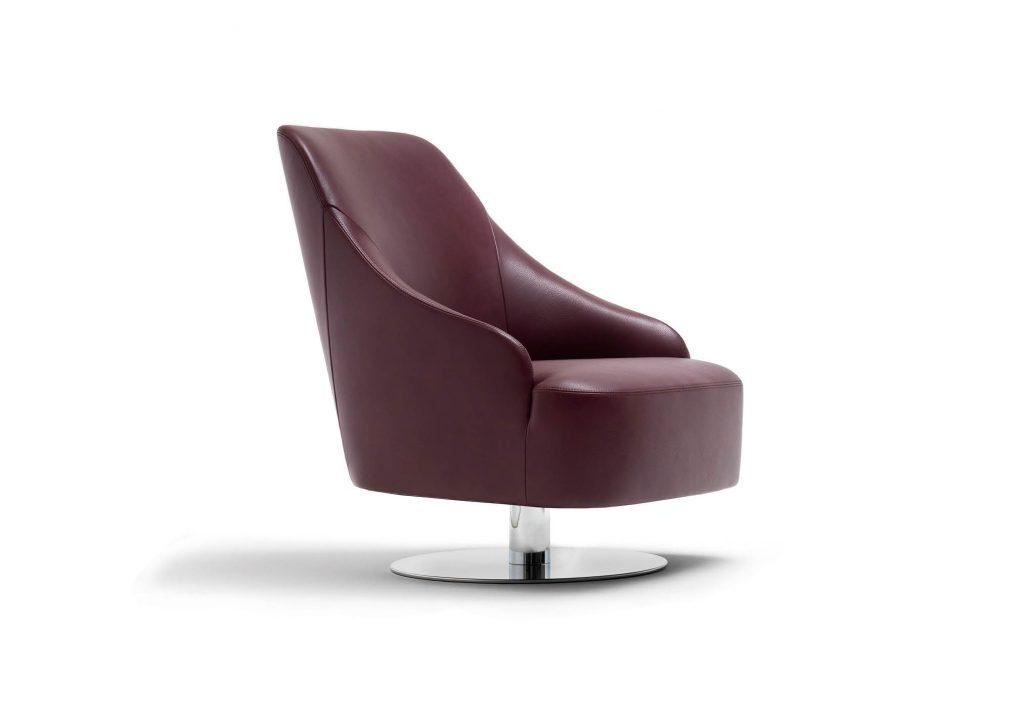 кресло Emilia берто, дизайн студии кастелло лагравинезе, созданный для миланского фестиваля фильмов дизайна 2020