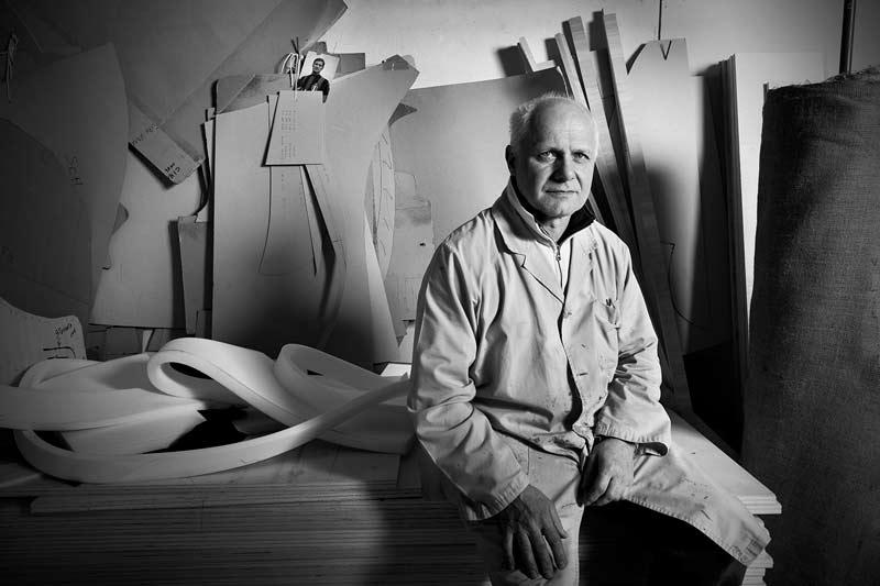 Флавио Каироли - БертО дизайн мечты Сделано в Меде