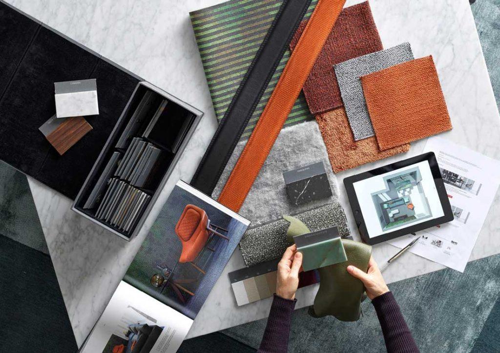 Запросите вашу эксклюзивную консультацию по обстановке с дизайнерами интерьеров БертО