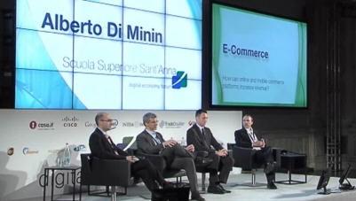 Цифровой экономический форум Венеция 2011