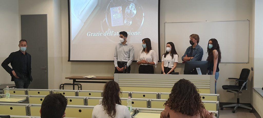 Hackathon BertO: практический семинар со студентами Università Cattolica del Sacro Cuore Милана